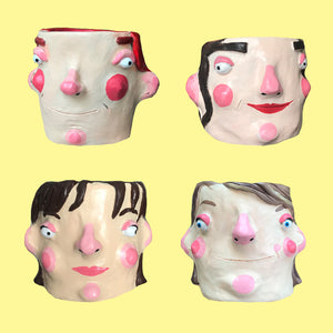 Custom Friend/Family Pots (UK Only)