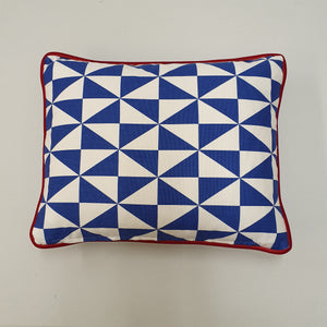 Zodiak Cobalt Cushion