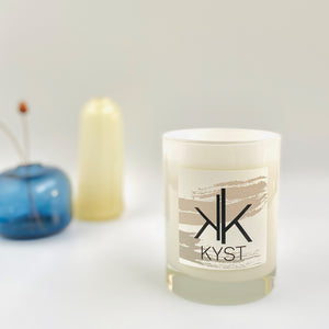 Luxury Scented Candle Clean Coconut Wax