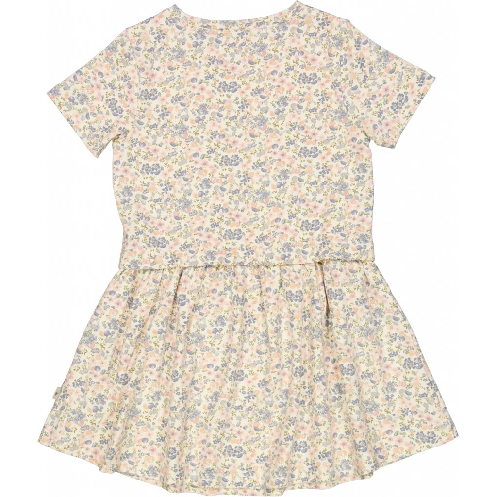 Wheat Kjole Adea Dresses 9054 flowers and seashells