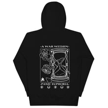 Load image into Gallery viewer, Panic Euphoria Hoodie