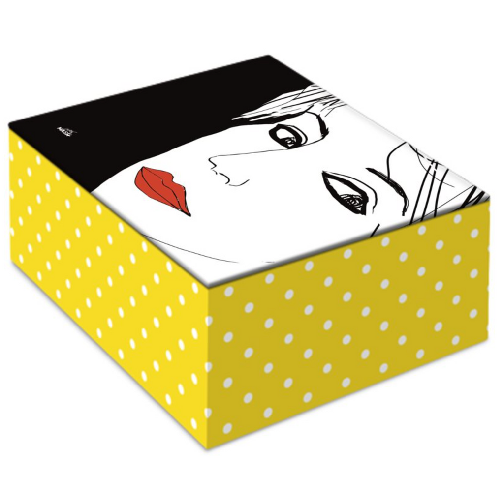Red Lips Jewelry Box - MASH Gallery