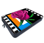 Load image into Gallery viewer, Rose Laptop Case - MASH Gallery