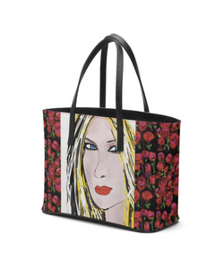 Yellow Mash Blondie Leather Tote Bag - MASH Gallery