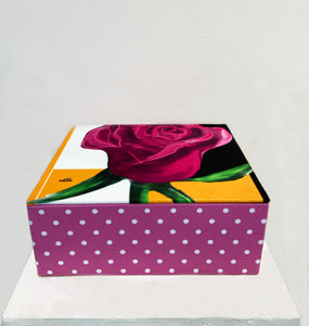 Rose Jewelry Box - MASH Gallery