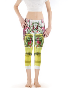 Le Printemps Capri Leggings