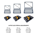 Load image into Gallery viewer, Love Affair Laptop Case - MASH Gallery