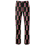 Load image into Gallery viewer, Pink Rose Collage Pants - MASH Gallery