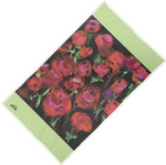 Load image into Gallery viewer, Pink Lemonade Double-Sided Rose Towel - MASH Gallery