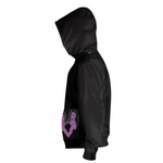 Load image into Gallery viewer, Purple Lady Hoodie - MASH Gallery