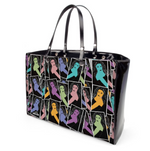 Load image into Gallery viewer, Vinyl Handbag - MASH Gallery