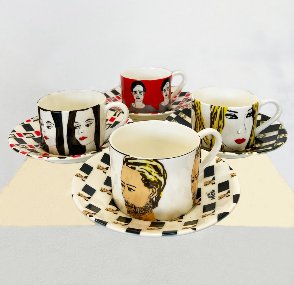 Tea/Coffee Set - MASH Gallery
