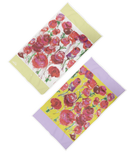 Côté d'Azur Double-Sided Rose Towel - MASH Gallery