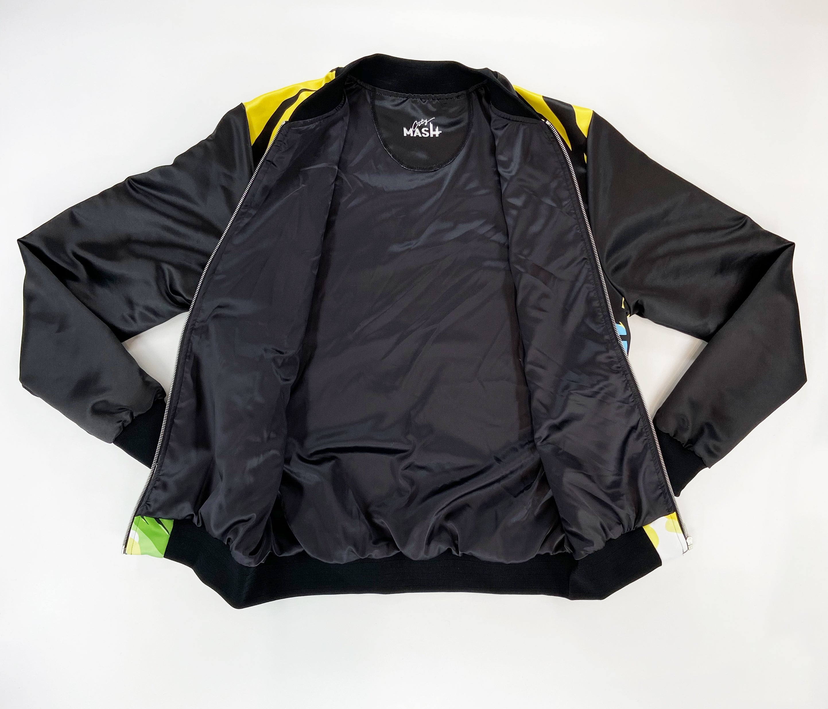 Mr. Hyde Unisex Bomber Jacket