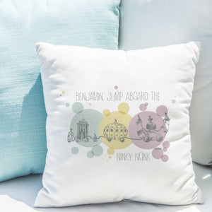 In The Night Garden Ninky Nonk Cushion