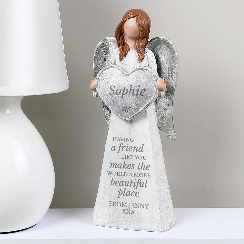 A Friend Like You Angel Ornament