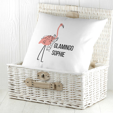 Glamingo Cushion Cover