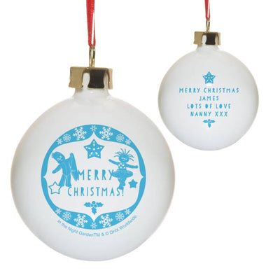 In the Night Garden Snowtime Christmas Bauble