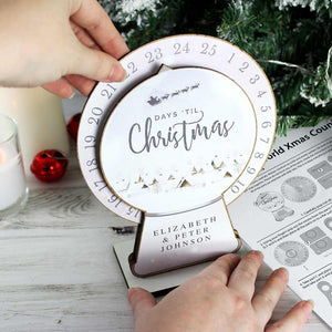 Make Your Own Christmas Advent Countdown Kit