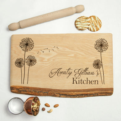 Baker's Kitchen Rustic Chopping Board