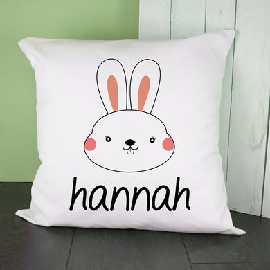 Little Bunny Face Cushion Cover