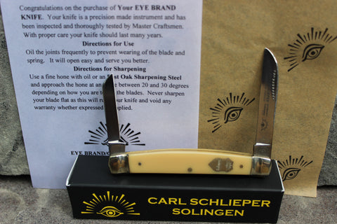 Congressman 2 blade med Yellow 54Y