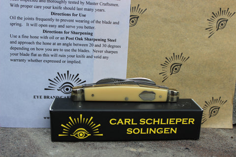 Congressman med 4 blade Yellow 56Y
