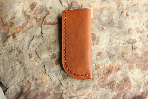 Small Vertical Open Top Sheath (V37)