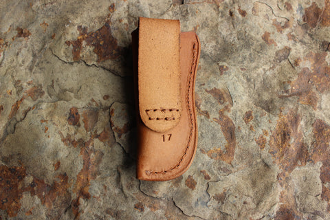 Medium Vertical Open Top Sheath (V17)