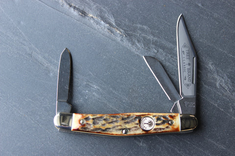 Boker Medium Stag Stockman (117588HH)