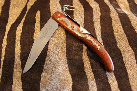 Okapi Big Sable Locking Cherry wood 907E
