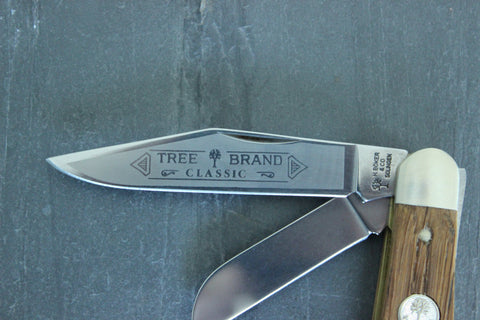 Böker Tree Brand Oak Stockman (BK7474OT)