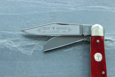 Böker Tree Brand Red Bone Large Stockman (117474SS)