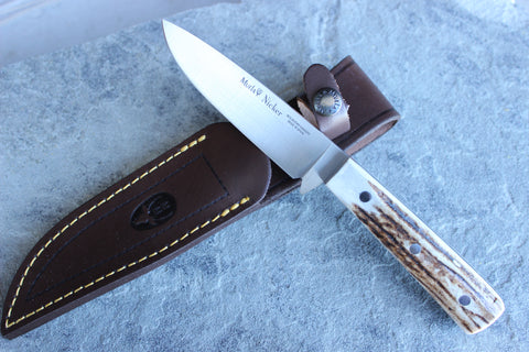 Muela Nicker with Stag Handle (MUNICKER11AE)