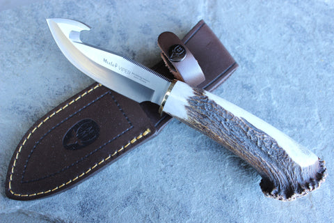 Muela Viper with Crown Stag Handle (MUVIPER11S)