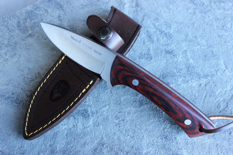 Muela Hunting Knife Rosewood Handle (MUCOL9R)