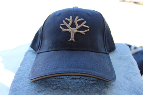 Böker Cap - Black with Khaki Tree (09BO001)