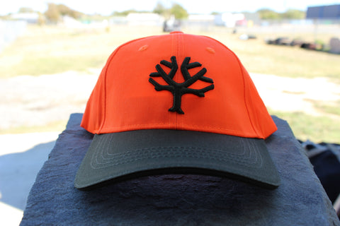 Böker Cap - Orange with Olive Tree (09BO003)