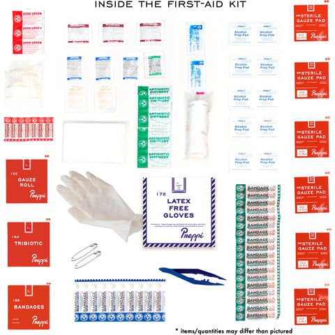 Preppi GoBox - First-aid kit