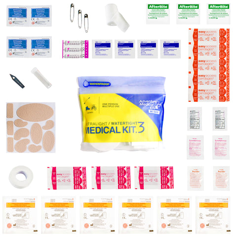 Preppi GoBox - 3-day Emergency, Car Kit Bag Contents