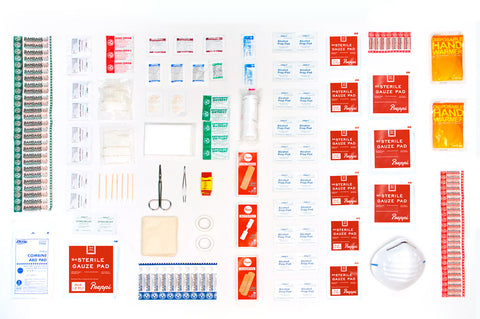 Preppi First-aid Kit