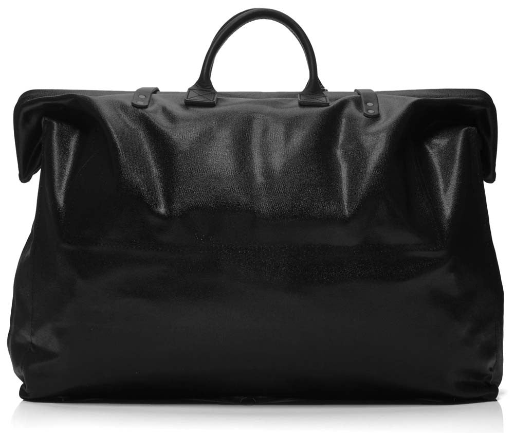 The Prepster Black - Ultra Luxe Survival Bag