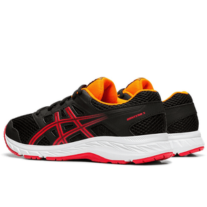 Asics Contend 5 Grade School Kid's Running Shoes - RUNNERS UAE