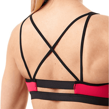 Load image into Gallery viewer, Asics Criss Cross Sports Bra - RUNNERS UAE
