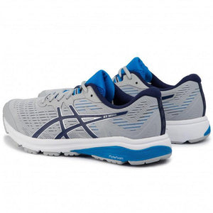 ASICS GT-1000 8 RUNNING SHOES FOR MEN MID GREY PEACOAT