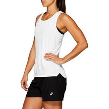 Load image into Gallery viewer, Asics Silver Women's Running Tank