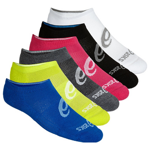 Asics 6 Pack Invisible Socks - RUNNERS UAE