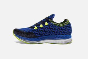 BROOKS BEDLAM RUNNING SHOES FOR MEN Black Blue Nightlife