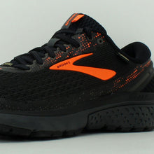 Load image into Gallery viewer, BROOKS GHOST 11 GTX RUNNING SHOES FOR MEN Black Ebony