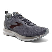 Load image into Gallery viewer, BROOKS LEVITATE 2 LE RUNNING SHOES FOR MEN Black Grey Gold